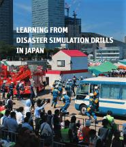 disaster drill japan